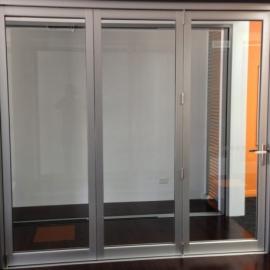 DOUBLE HUNG DOUBLE GLAZED SASHLESS WINDOW